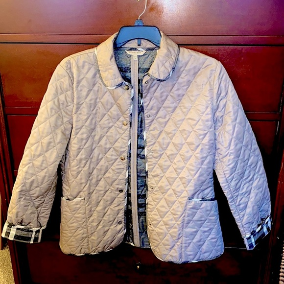 Burberry of London Quilted Jacket